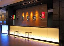 ニューオータニイン横浜:フロントカウンター