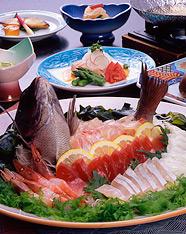 写真:お料理一例