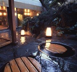 写真:五右衛門風呂