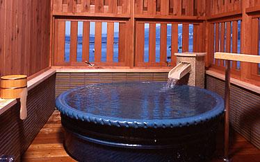写真:和Modern露天風呂付客室|露天風呂