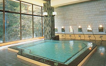 写真:福助の湯(男湯)|大浴場