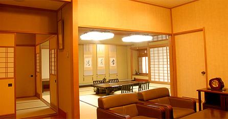 写真:特別室