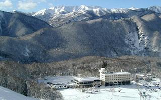 写真:水上高原 藤原スキー場