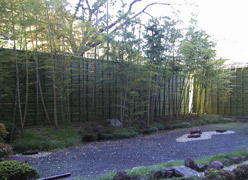 平安の森京都:庭園