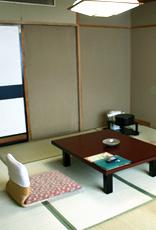 写真:西館和室