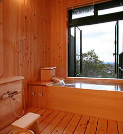 写真:【101】青楓・【102】和草|お風呂