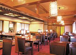 浜名湖グランドホテルさざなみ館:和食処「うなぎ家」