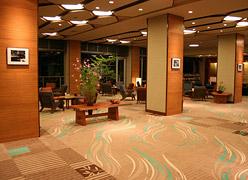 大江戸温泉物語 ホテルニュー塩原:西館|ロビー
