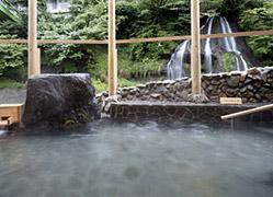 写真:七絃不動の湯