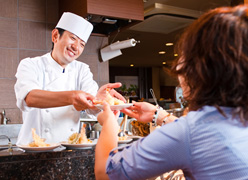 写真:お茶の水ホテル聚楽|料理イメージ