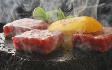 写真:料理