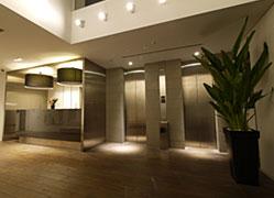 渋谷グランベルホテル:ロビー&フロント