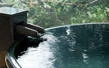 写真:水風呂