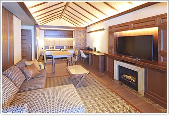 写真:<PREMIUM棟>2階客室一例