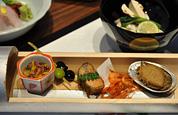 写真:懐石料理(一例)