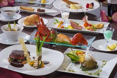 写真:レストラン ル・プラトー