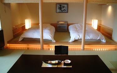 写真:翡翠 ベッドルーム