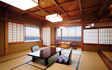 写真: 客室一例