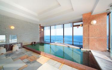 写真: 大浴場