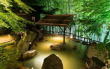 写真:竹林の湯