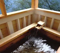 写真:露天風呂付きタイプ