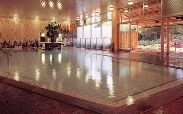 写真:婦人大浴場「華殿」