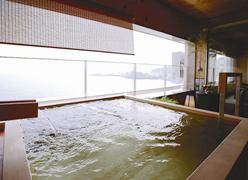 写真:露天風呂付きエグゼクティブルーム