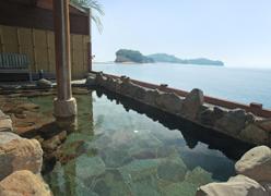 写真:小豆島温泉