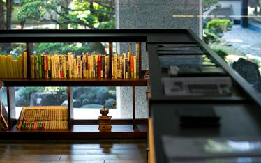 写真:ライブラリーのぐち文庫