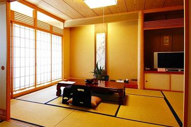 写真:特別室―美湯の間(露天風呂付客室)―