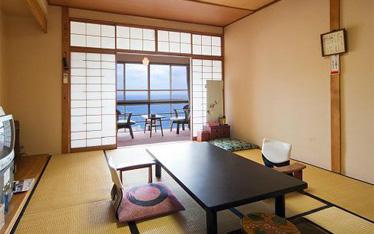 写真:海が見えるお部屋(一例)イメージ