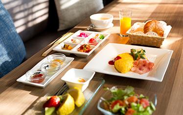 写真:ご朝食イメージ