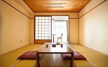 写真:10畳和室