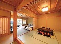 写真:露天風呂付き特別室 | イメージ