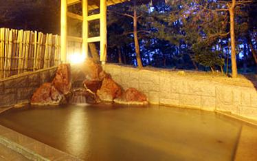 写真:佐渡隋一の名湯八幡温泉