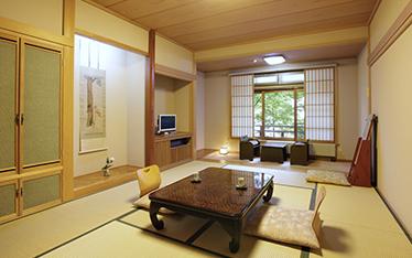 写真:本館純和風(2~3階)