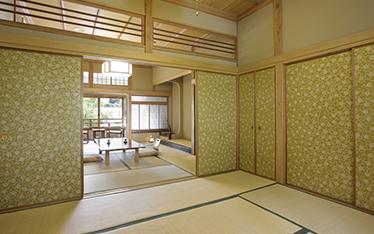 写真:本館純和室(二間続き、2~3階)