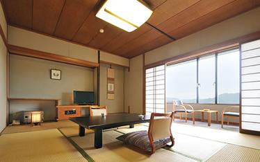 写真:標準客室和室