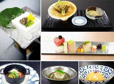 写真:日本料理「一游」