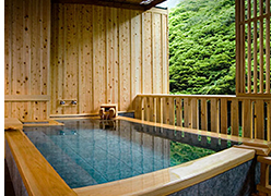 写真:『檜風呂』