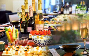 写真:パーティー・宴会向け料理