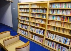 写真:図書館