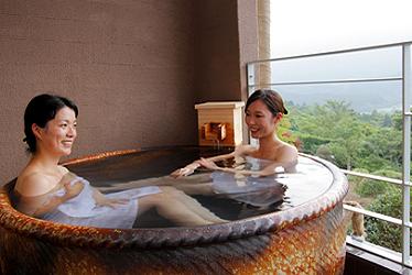 写真:名湯 仙石原温泉