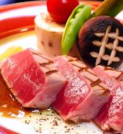 鮪ステーキ
