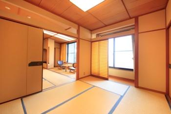 和室13畳+6畳/次の間付き和室【禁煙】