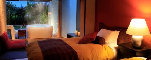 写真:ゆとりろ熱海の客室