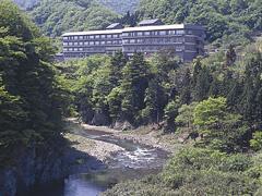 写真:仙台 秋保温泉 ホテルきよ水 建物外観