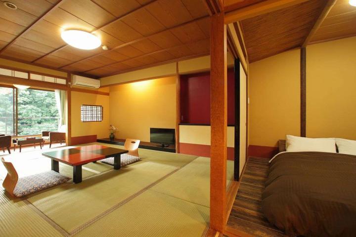 【迎賓館】スタンダード和洋室(10帖+ベッドルーム)