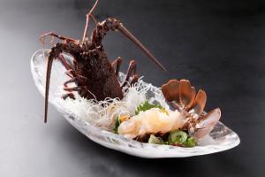 【伊勢海老のお刺身・鮑を食す海鮮料理】南知多の素材を堪能するプラン