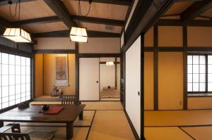 【古民家風離れ◆和楽亭】源泉から掛け流しの露天風呂付き客室